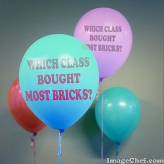 WHO BOUGHT MOST BRICKS